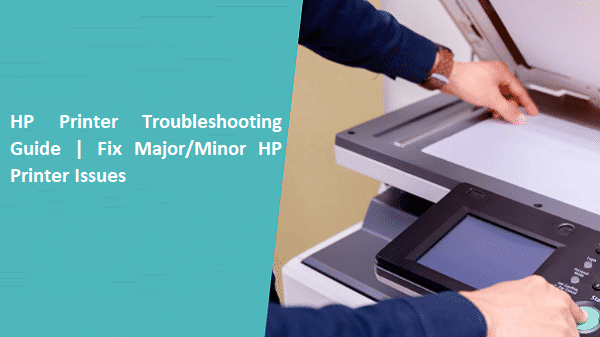 HP Printer Troubleshooting Guide